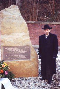 Hugo Franz 1. Vorsitzender des Landesverbands Deutscher Sinti und Roma